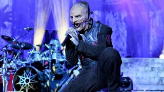 "Corey Taylor speaks exclusively to Metal Hammer as Slipknot continue work on their new album and says that fans will ""s*** their pants when they hear it"""