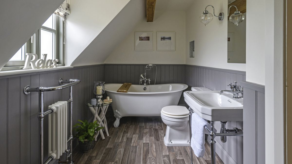 Country Bathroom Ideas Family Bathrooms And Ensuites With A Gorgeous Rustic Look Flipboard