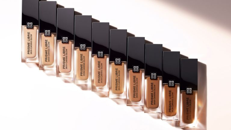 Givenchy le prism libre foundation