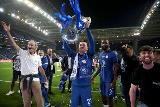 Manchester City v Chelsea – UEFA Champions League – Final – Estadio do Dragao