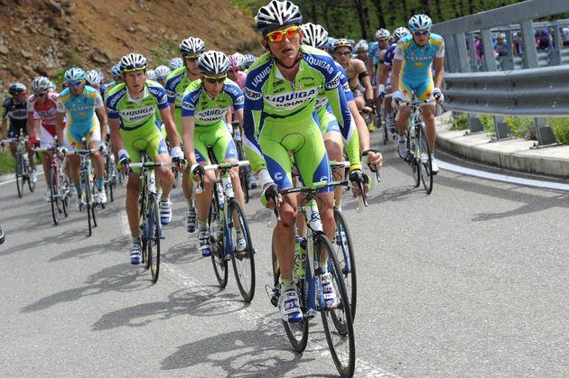 "Liquigas, Giro d""italia 2010, stage 6"
