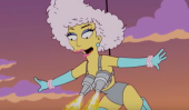 Remember When The Simpsons Predicted Lady Gaga's Halftime Show?