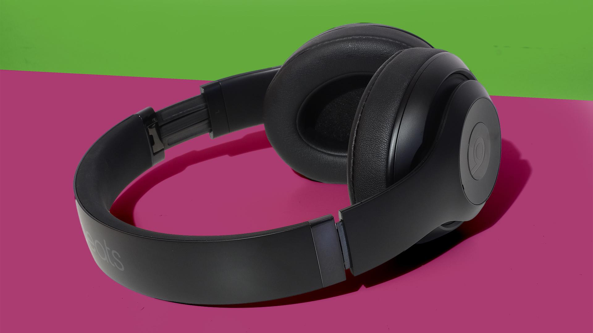 Beats Studio 3 Wireless Noise Cancelling Headphones Review Techradar