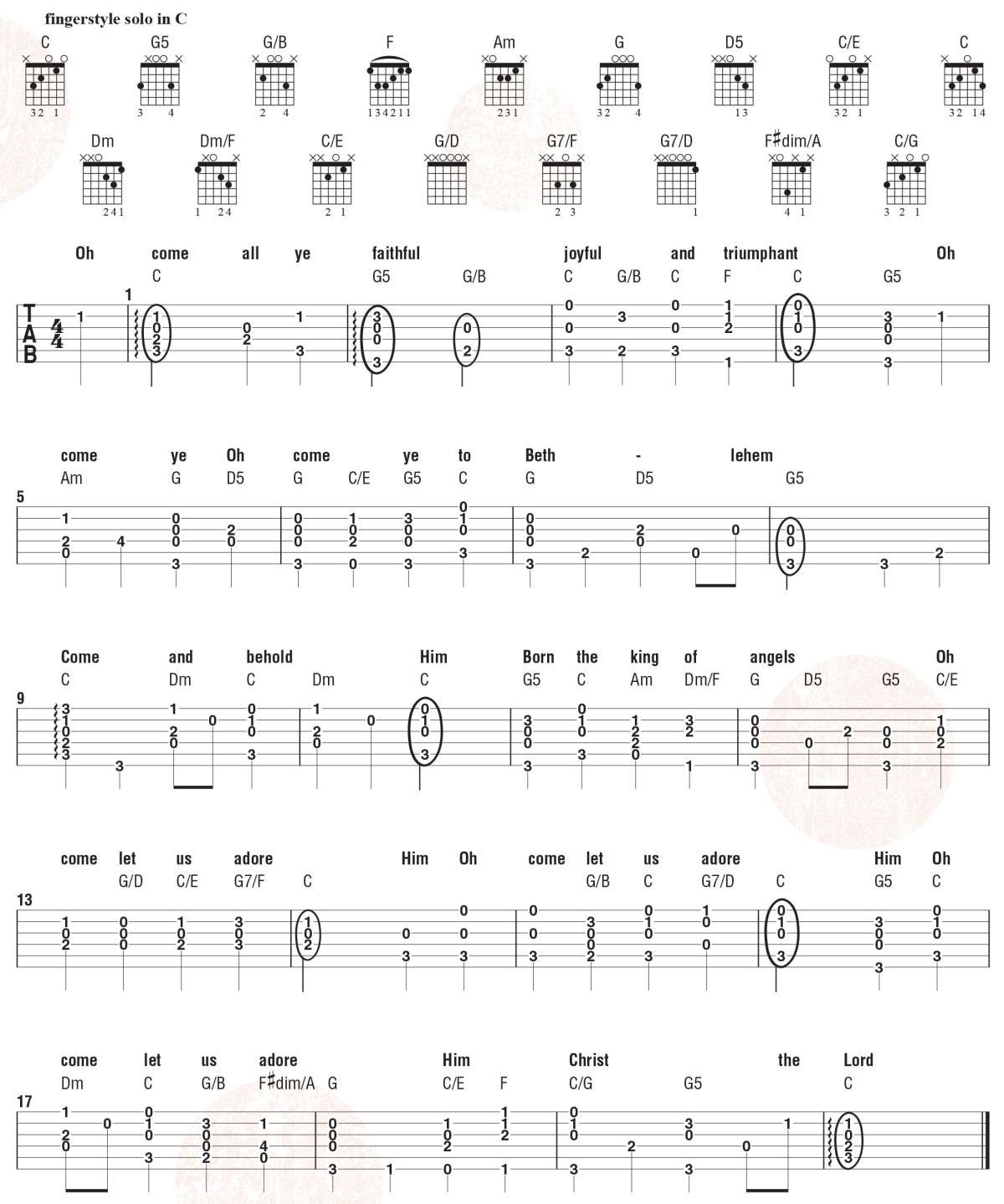 Ill Be Home For Christmas Chords.How To Play Five Holiday Classics On The Guitar Guitarworld