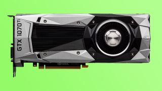 The Nvidia GTX 1070 Ti packs in more high-end graphics power
