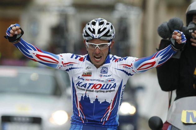 Antonio Colom Tour of Majorca stage 4 2009