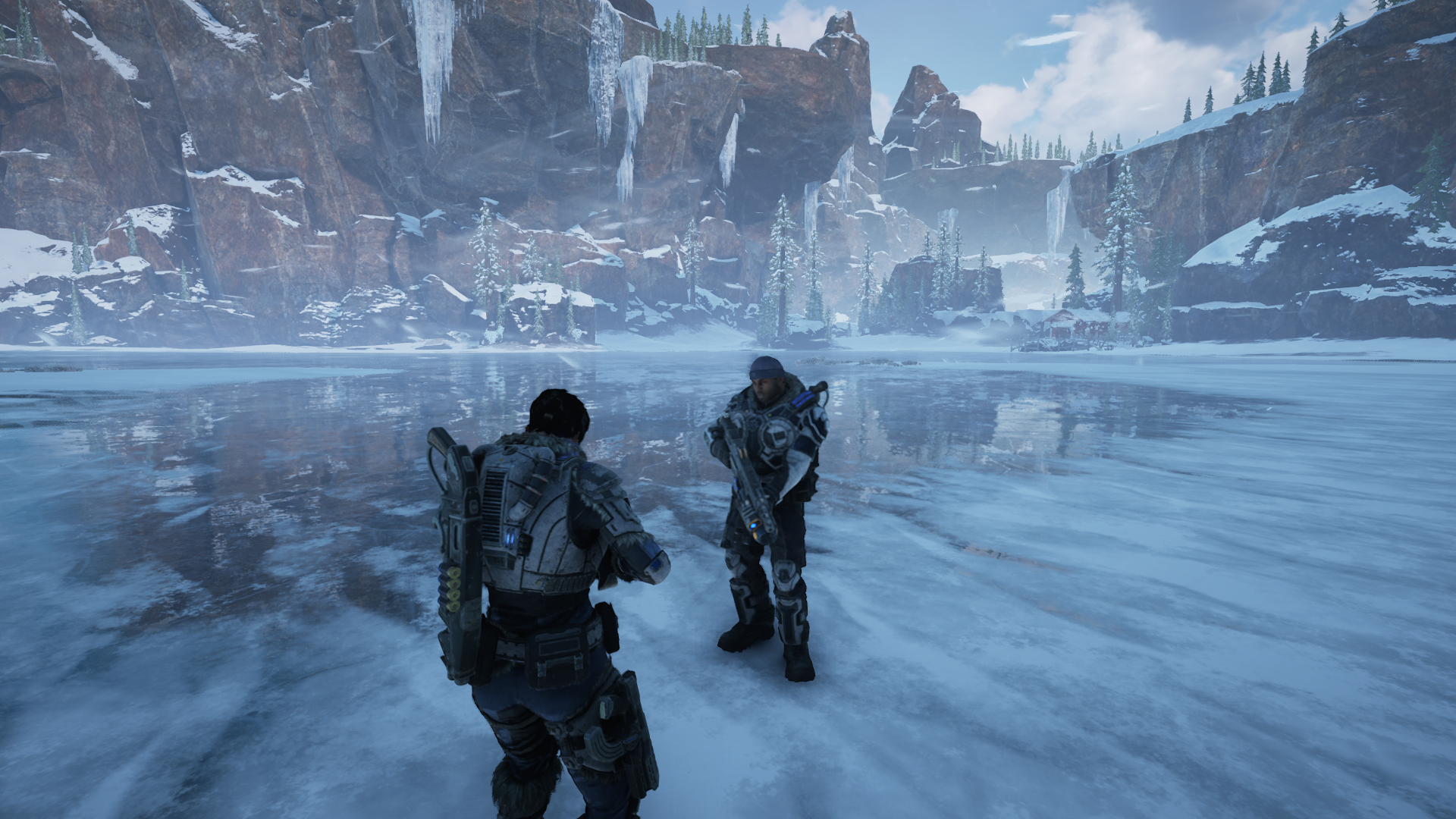 Gears 5 Lost Outsiders: How to complete the side mission in Act 2 ...