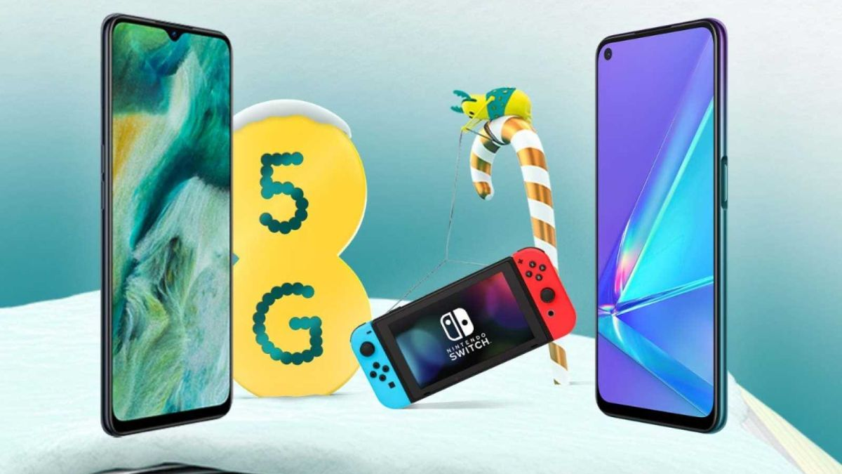 These Cheap Ee Mobile Phone Deals Come With A Completely Free Nintendo Switch Techradar