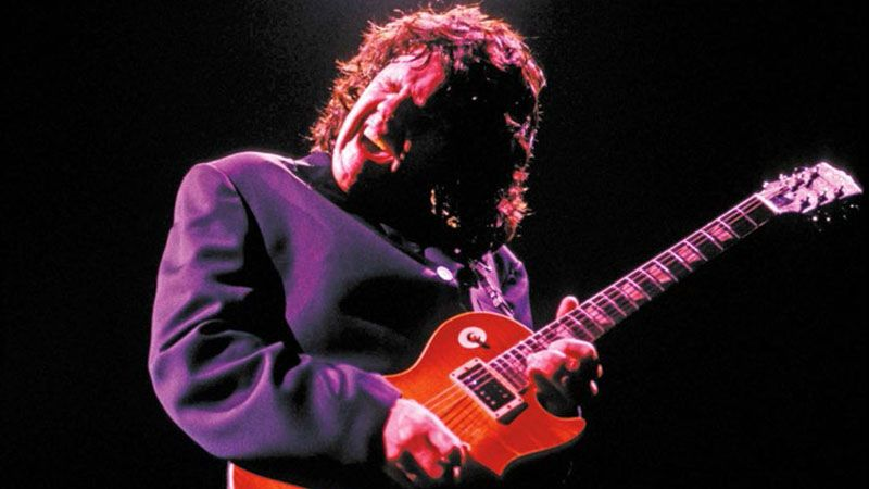 The secrets behind Gary Moore's tone on Still Got the Blues