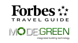 Forbes Travel Guide Names Mode:Green Technology Integrator Partner