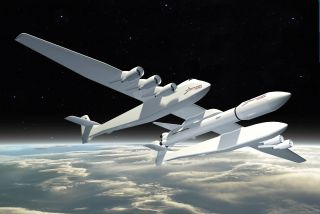 Stratolaunch Systems Mega-Plane Image