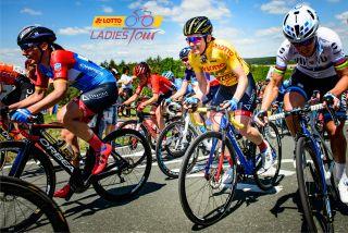 HAMMES Kathrin ( GER ) 'Äď WNT ROTOR PRO CYCLING TEAM ( WNT ) - GER 'Äď Querformat - quer - horizontal - Landscape - Event/Veranstaltung: Lotto Th√ľringen Ladies Tour - Category/Kategorie: Cycling - Road Cycling - Cycling Tour - Elite Women - Location/Ort: Europe 'Äď Germany - Thuringia - Th√ľringen - Start & Finish: D√∂rtendorf - Discipline: Cycling - Road Cycling - Cycling Tour - Distance: 97,8 km - Date/Datum: 30.05.2019 'Äď Thursday - Photographer: ¬© Arne Mill - frontalvision.com