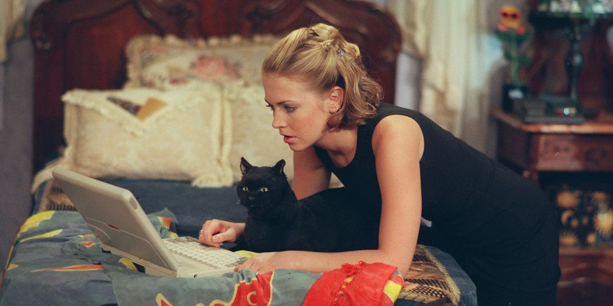 Sabrina in Sabrina the Teenage Witch.