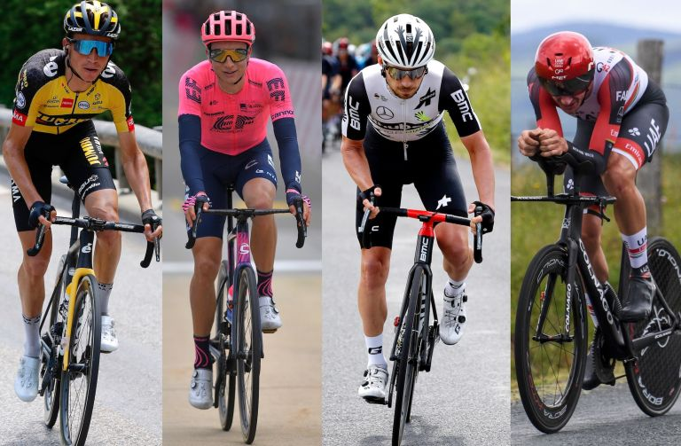 Sepp Kuss, Neilson Powless, Sean Bennett and Brandon McNulty are all currently down to ride the Tour de France 2021