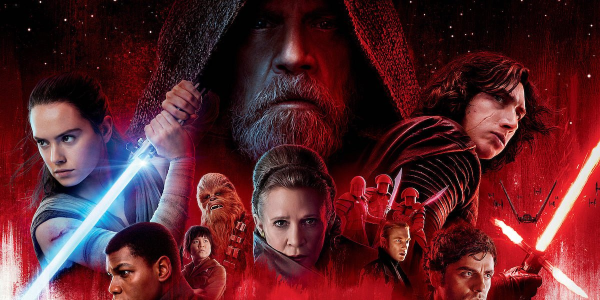 One Key Way George Lucas' Star Wars: Episode VIII Was The Same As The Last Jedi