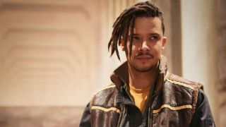 Jacob Anderson in Doctor Who