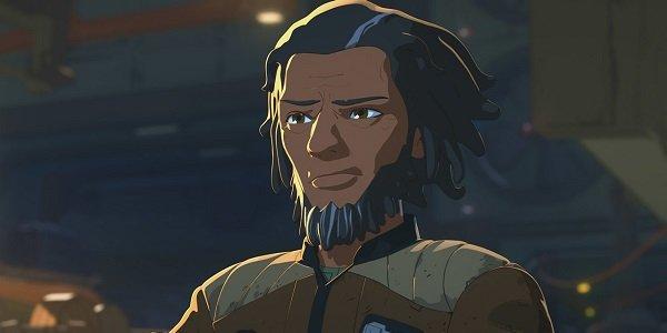 Jarek Yeager Star Wars Resistance Disney Channel