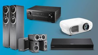Five complete home cinema systems for every need: wireless, mobile, premium and more