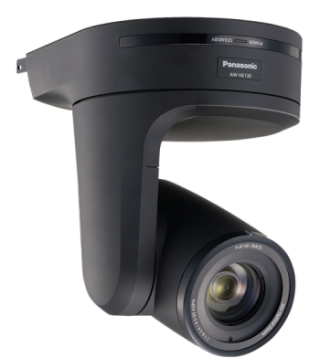 Panasonic's HD Integrated Camera