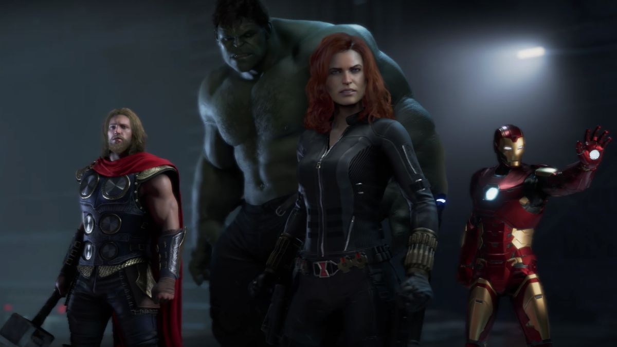 Marvel's Avengers asks players to save the world in May 2020