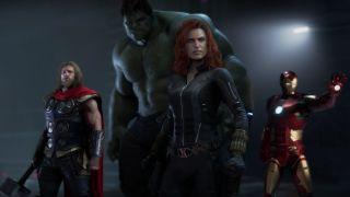Utgivningsdatum för Marvel's Avengers.