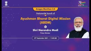 India has unveiled the Ayushman Bharat Digital Mission that will connect the digital health solutions of hospitals across the country