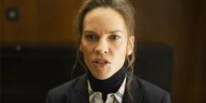Why Hilary Swank Took A Break From Acting