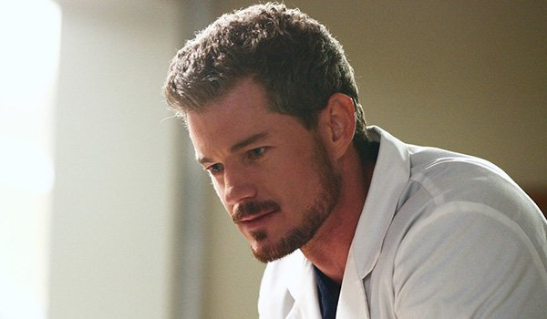 Eric Dane as Dr. Mark Sloan on Grey's Anatomy