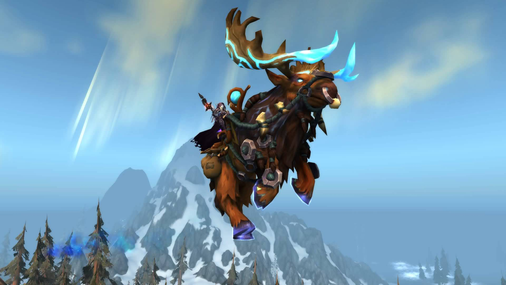 A band of Robin Hoods will help you get WoW's rare moose for free, and some raiders aren't happy