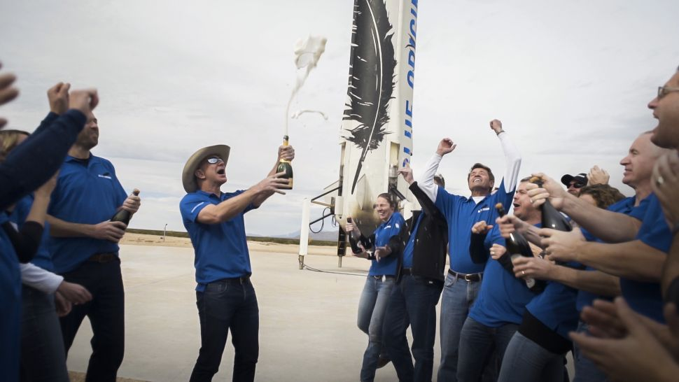Blue Origin's first human launch with Jeff Bezos: Everything you need to know