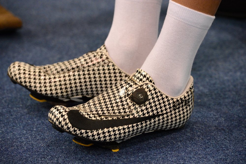 ccc3cd0c7f2401 Pro cyclists and their shoes  a never-ending love affair - Cycling ...