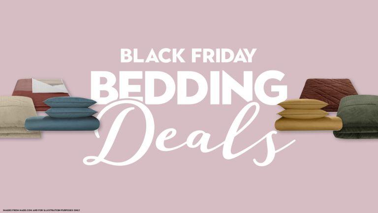 black friday bedding