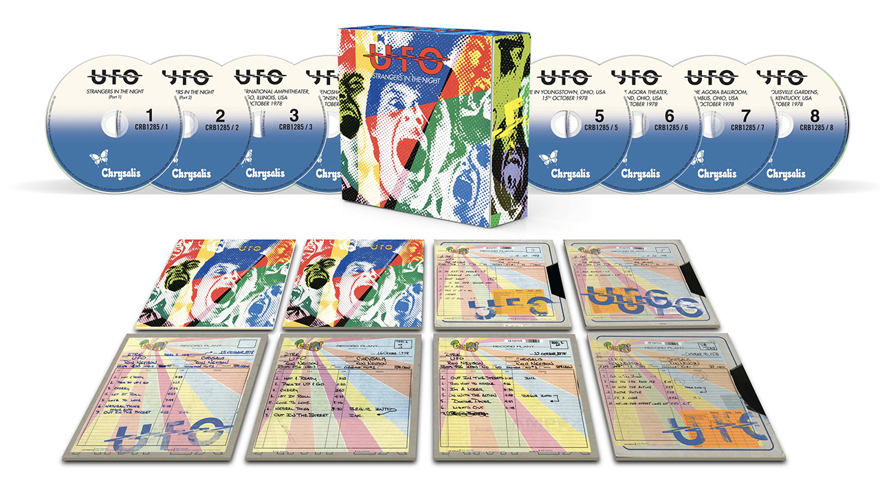UFO's legendary Strangers In The Night live album set for deluxe reissue |  Louder