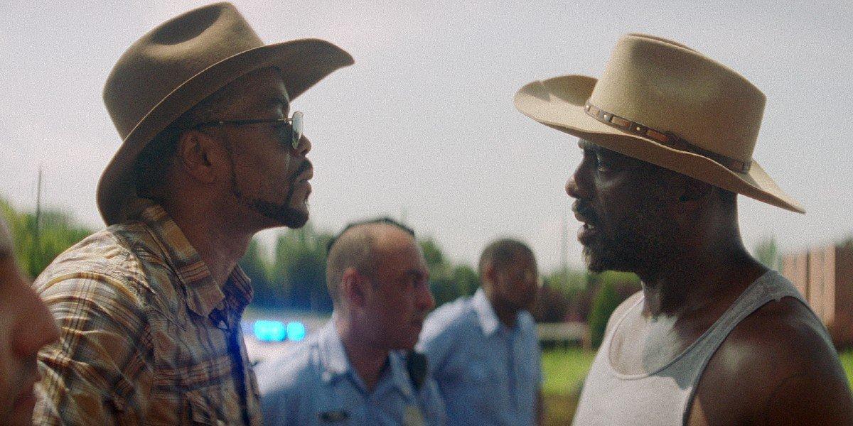 Method Man, Idris Elba - Concrete Cowboy