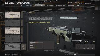 Warzone new guns