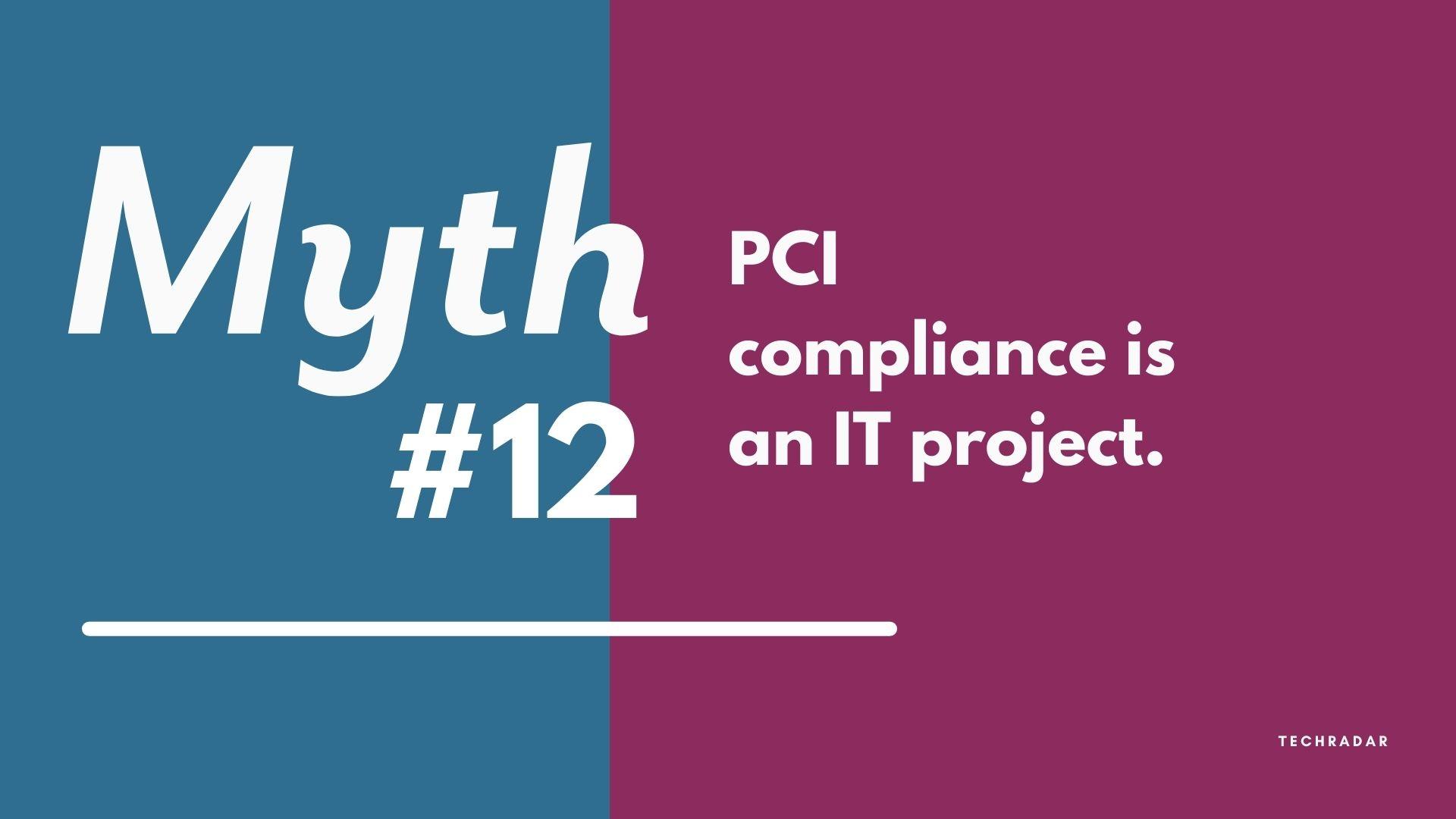 PCI myth
