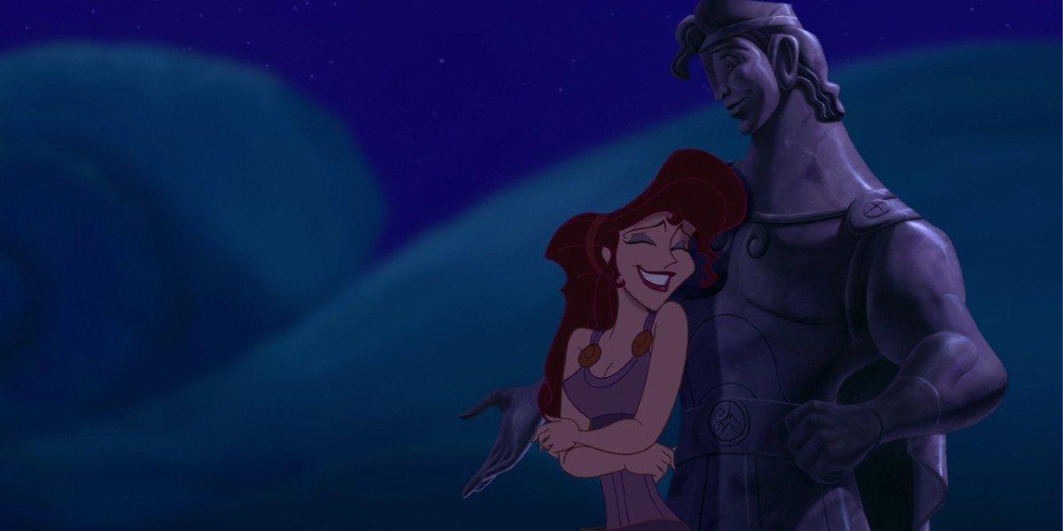 Meg Singing I Won't Say I'm In Love