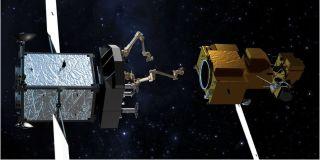 SSL's Restore-L satellite servicing spacecraft