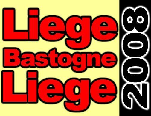 Liege Bastogne Liege logo