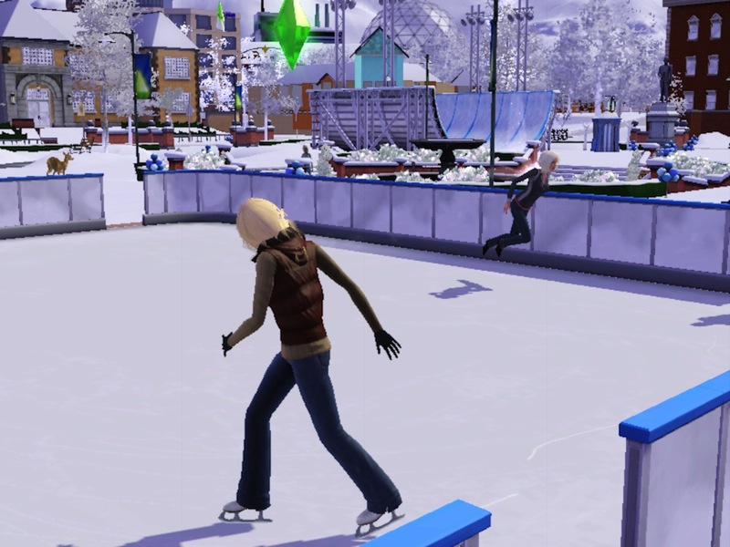 The Sims 3 Seasons Brings Weather And Festivals To The Sims World #25044