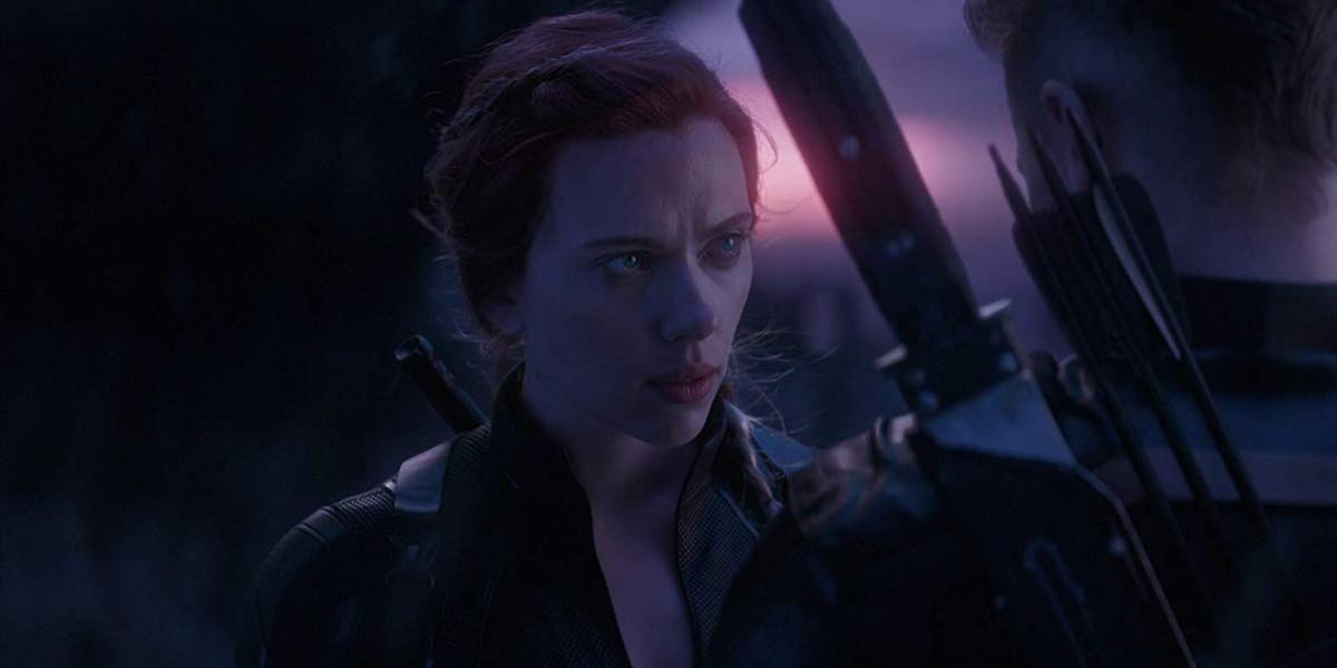 Scarlett Johansson and Kevin Feige dish the details on Black Widow prequel