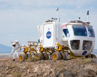 Human Mission to Mars Technology