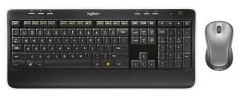 3441a4fd0f5 The Logitech Wireless Combo MK520 just fell short of the top three in our  lineup. This keyboard has rounded keys that are soft upon impact, yet  responsive.