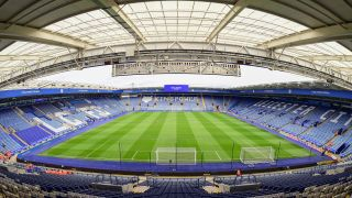 The King Power Stadium, home to Leicester City