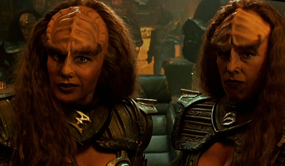 The Duras Sisters Star Trek: The Next Generation