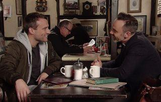 Coronation Street spoilers: Paul flirts with Billy Mayhew