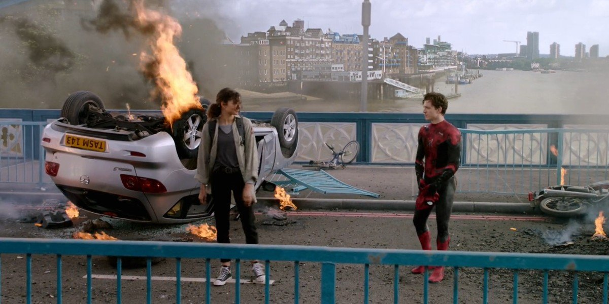 Zendaya, Tom Holland - Spider-Man: Far From Home