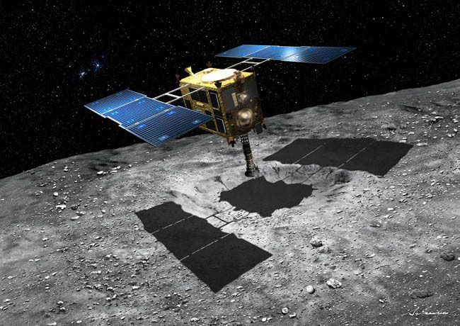 Japan's Hayabusa2 asteroid sample-return capsule cleared for landing in Australia