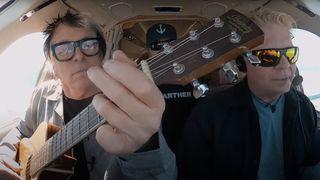The Offspring Cockpit Karaoke