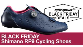 Black Friday Shimano RP9 Cycling Shoe Deal